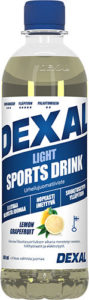 Dexal Light sitruuna-greippi urheilujuomatiiviste