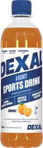 Dexal Light appelsiini urheilujuomatiiviste