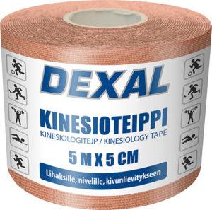 Dexal kinesioteippi beige