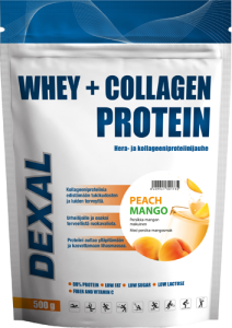 dexal_whey_collagen_protein_peach_mango