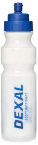 Dexal juomapullo läpinäkyvä 0,75l