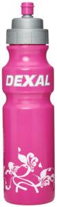 Dexal juomapullo pinkki 0,75l