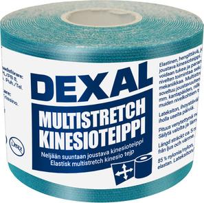 Dexal_multistretch_kinesioteippi_sininen