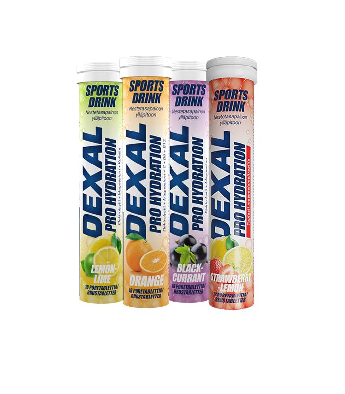 Dexal.fi-Pro-Hydration-urheilujuoma