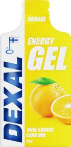 Dexal energiageeli appelsiini